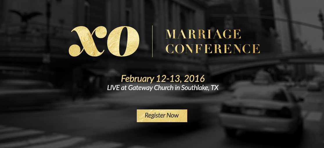 2016 XO Marriage Conference